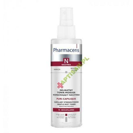 Pharmaceris N Puri- Capilique * Tonik- mgiełka do skóry naczynkowej  * 200 ml