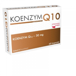 Koenzym Q10* 60 tabletek