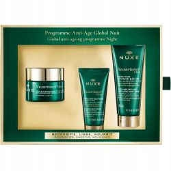 NUXE * NUXURIANCE ULTRA Global Anti-Aging *  krem na noc + krem do rąk * krem do ciała