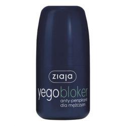 Ziaja Yego * antyperspirant dla mężczyzn bloker * 60 ml