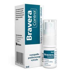 Bravera Control * areozol na skórę * 8 ml