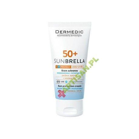 Dermedic Sunbrella * Krem SPF 50+ - 50 g