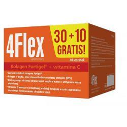 4 FLEX * 40 saszetek