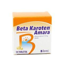 Beta Karoten Amara Beta Karoten tab.x50