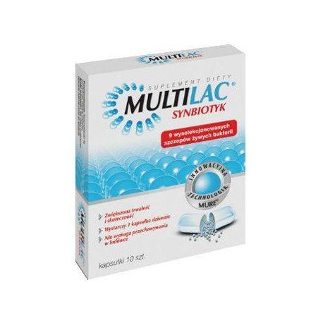Multilac * 10 kaps