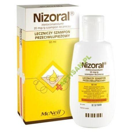 Nizoral - szampon leczniczy * 60 ml