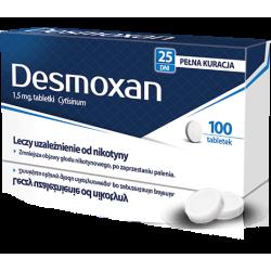 Desmoxan * 100 tabletek * Rzuć palenie już dziś !