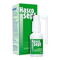 Hascosept - aerozol * 30 g
