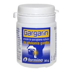 Gargarin -proszek * 30 g