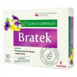Bratek * 30 tabletek