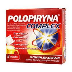 Polopiryna Complex * 8 saszetek