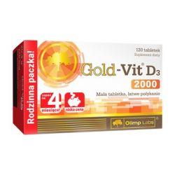 Olimp Gold - Vit 2000 j .* 120 tabletek