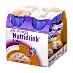 Nutridrink Protein * smak mokka * 4 x 125 ml