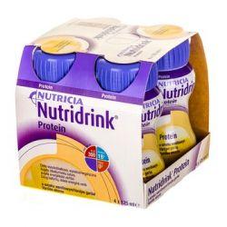 Nutridrink Protein * smak waniliowy * 4 x 125 ml