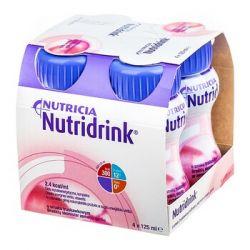 Nutridrink * smak truskawkowym * 4 x 125 ml