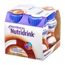 Nutridrink * smak czekoladowy  * 4 x 125 ml