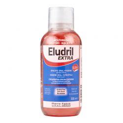 Eludril EXTRA 0,20% * Płyn do płukania ust * 300 ml