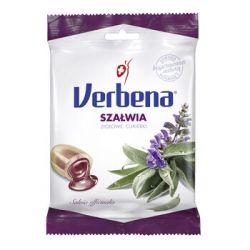 Cukierki Verbena * Szałwia z witaminą C * 60 g