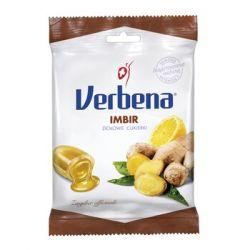 Cukierki Verbena-ziołowe *  Imbir z witaminą C * 60 g