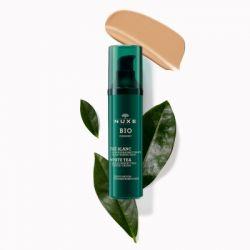 NUXE BIO * Multi-perfekcjonujący krem koloryzujący - średni odcień skóry - biała herbata * 50 ml
