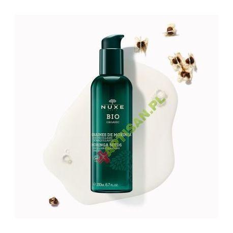 NUXE BIO * Woda micelarna do demakijażu - nasiona moringi * 200 ml