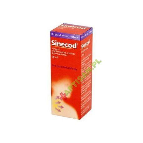 Sinecod - krople * 20 ml