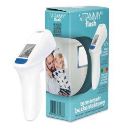 NOVAMED * Termometr bezdotykowy *  VITAMMY Flash HTD8816C
