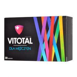 Vitotal dla mężczyzn * 30 tabletek