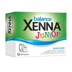 Xenna Balance Junior * Proszek w saszetkach - do sporządzania roztworu doustnego * 14 x 5 g