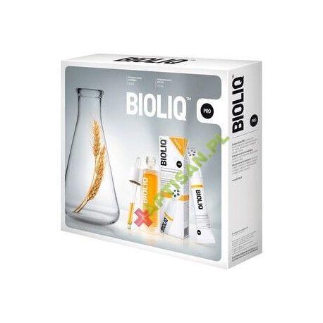 BIOLIQ PRO * Zestaw * Intensywne serum pod oczy 15 ml + serum intensywnie nawilżające 30 ml