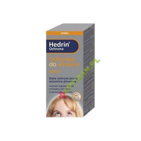 Hedrin Ochrona - Odżywka do włosów w sprayu * 120 ml