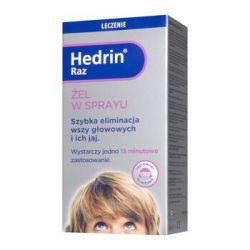 Hedrin Raz - żel w sprayu * 60 ml