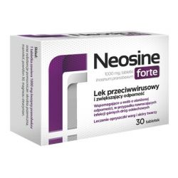 Neosine Forte 1000 mg * 30 tabletek