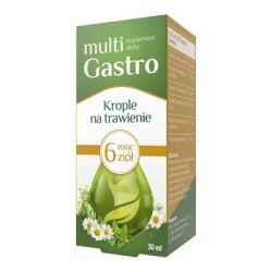 MultiGastro - krople na trawienie * 30 ml