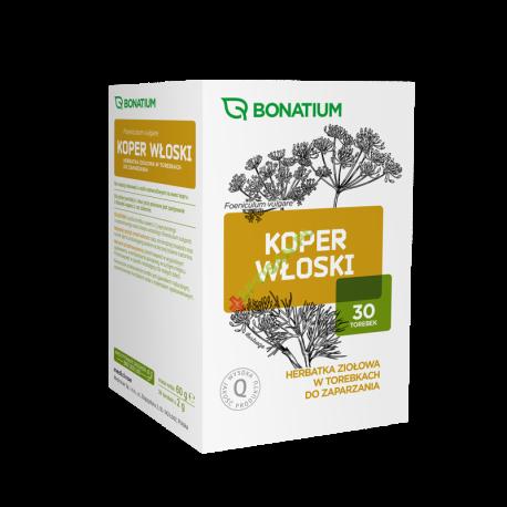 Bonatium Koper Włoski* herbata ziołowa* 30 saszetek