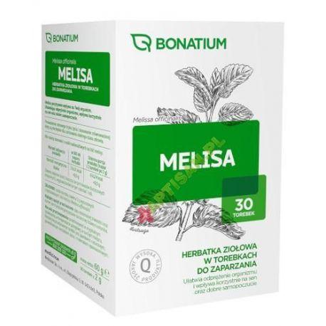 Bonatium Melisa* herbata ziołowa* 30 saszetek