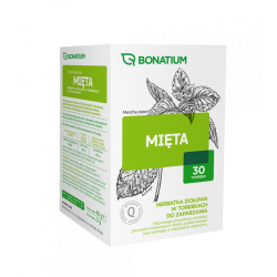 Bonatium Mięta * herbata ziołowa* 30 saszetek