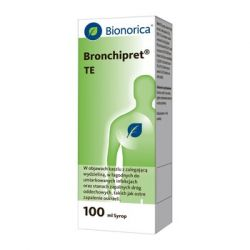 Bronchipret T 15 g + 1,5 g  * syrop * 100 ml