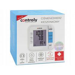 Controly Ciśnieniomierz Kieszonkowy W02 * 1 sztuka
