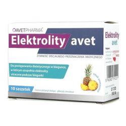 Avet Elektrolity* proszek do sporządzenia roztworu * 10 saszetek