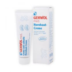 GEHWOL med® Hornhaut-Creme * Krem do zrogowaciałej skóry * 125 ml