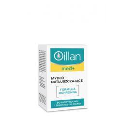 Oillan Med+ * Mydło natłuszczające * 100g