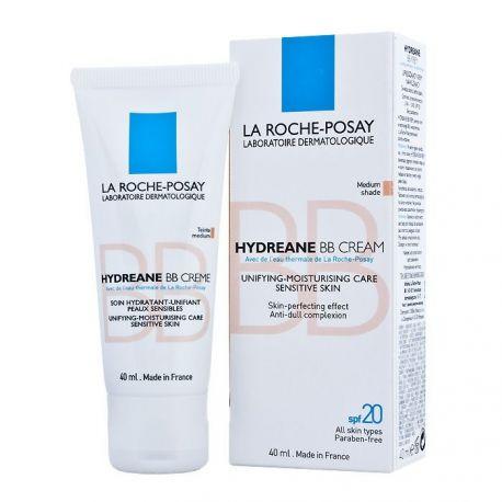 La Roche Hydreane BB Medium * Krem - 40 ml