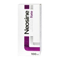 Neosine forte * 500 mg/5 ml - syrop * 100 ml