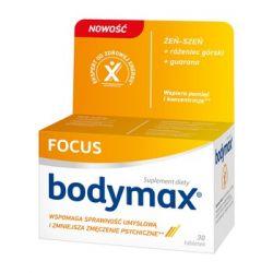 Bodymax Focus * 30 tabletek