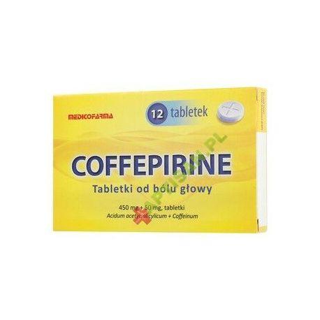 Coffepirine * 12 tabletek