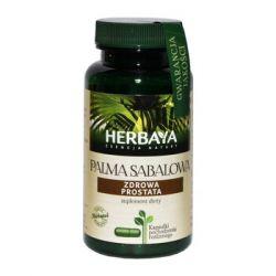 Herbaya - Palma Sabalowa Zdrowa Prostata * 60 kapsułek