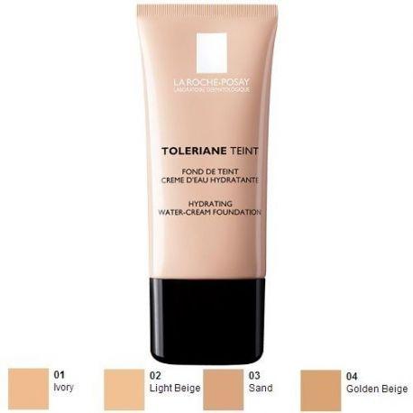 La Roche Toleriane Teint 02 Creme * 30 ml