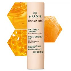 Nuxe * Rêve de Miel - Nawilżająca pomadka do ust * 4g