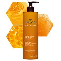 Nuxe * Rêve de Miel - Ultrabogaty żel do mycia twarzy i ciała * 400 ml